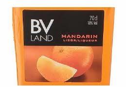 mandarina bvland
